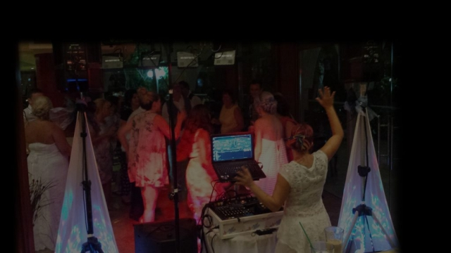 Wedding Reception Disco