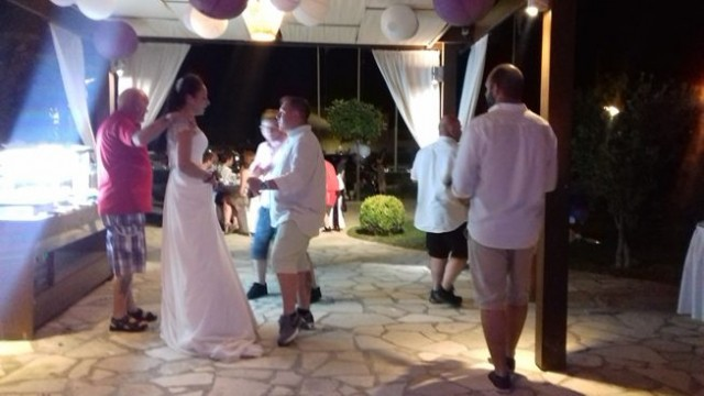 Mr & Mrs Benford - holiday village