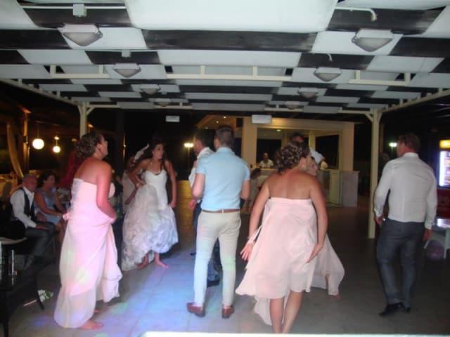 Mr & Mrs Deegan - Tsambikos taverna