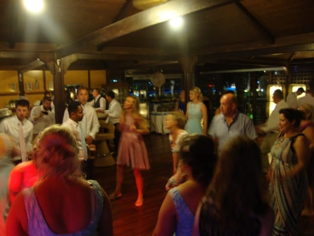 Mr & Mrs Tucker - Rodos Paladium