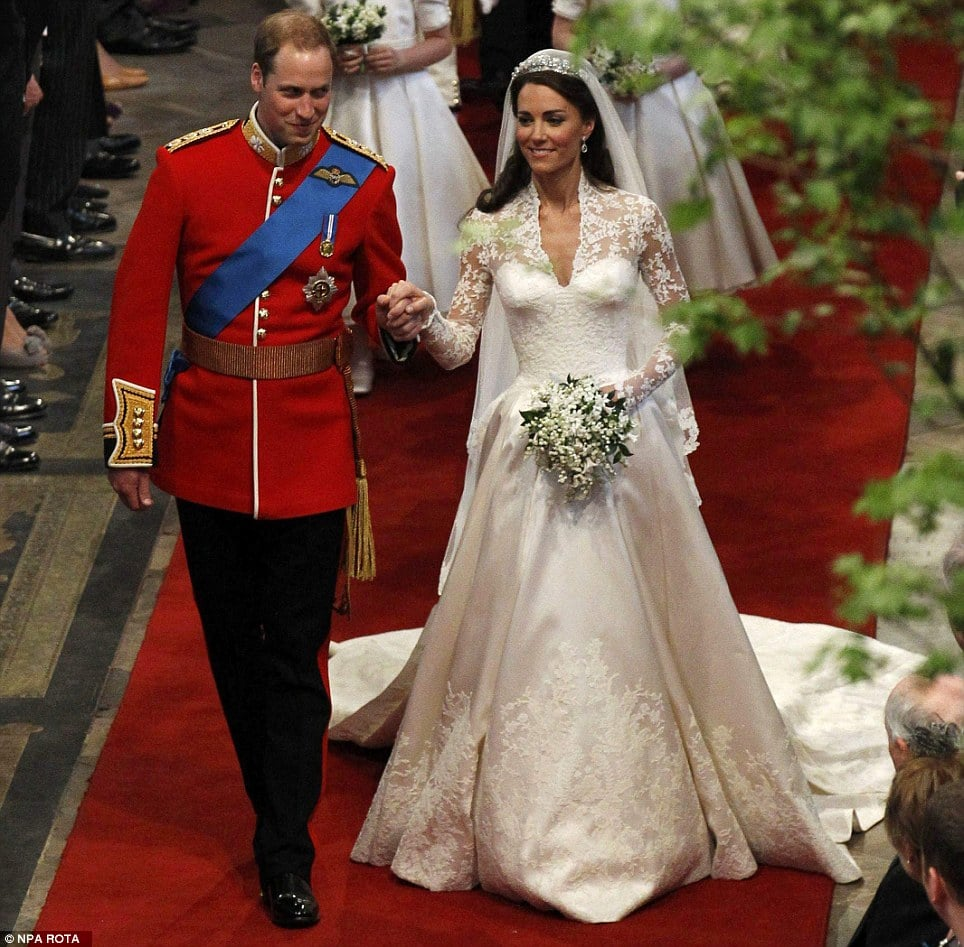 English Traditional Weddings