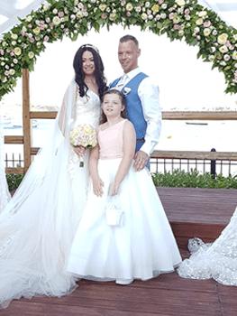 Denise Pope testimony for Anna & Darren Pope 18/08/2019 at Nefeli, Lindos